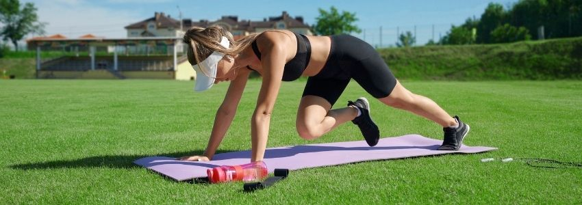 Top 5 No-Equipment-Needed HIIT Exercises for Getting Shredded Abs-fit and shredded
